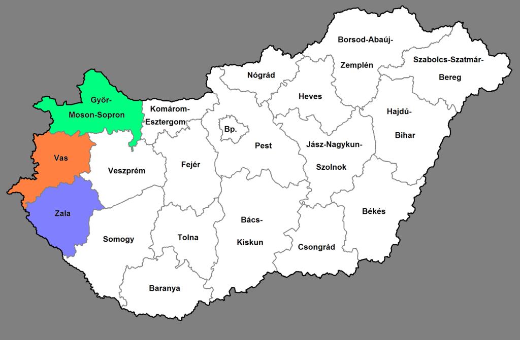 3eb02465e Uniós pályázatok a Nyugat-Dunántúl régióban
