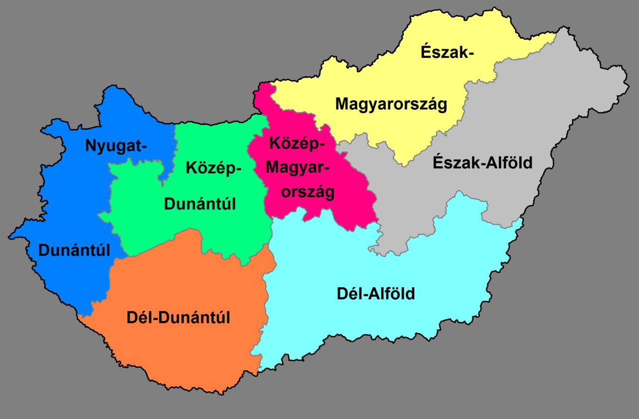 Hazai pályázatok - Magyarország